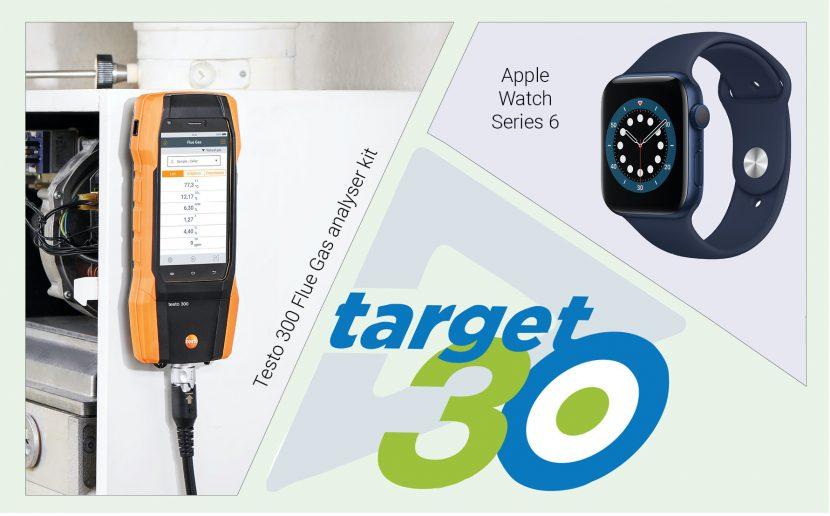 Target 30 Installer Promotion