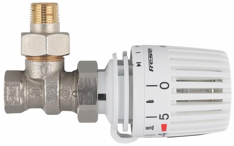 Dynamic thermostatic radiator valve
