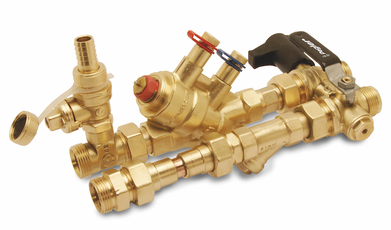 Mini modular valves from Pegler