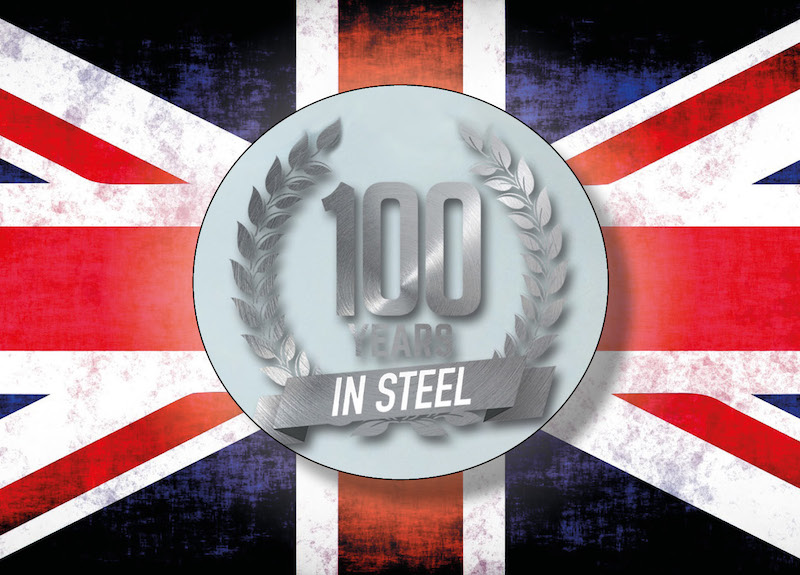 British company celebrates 100 years