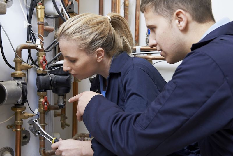 New task forces supports apprentice training