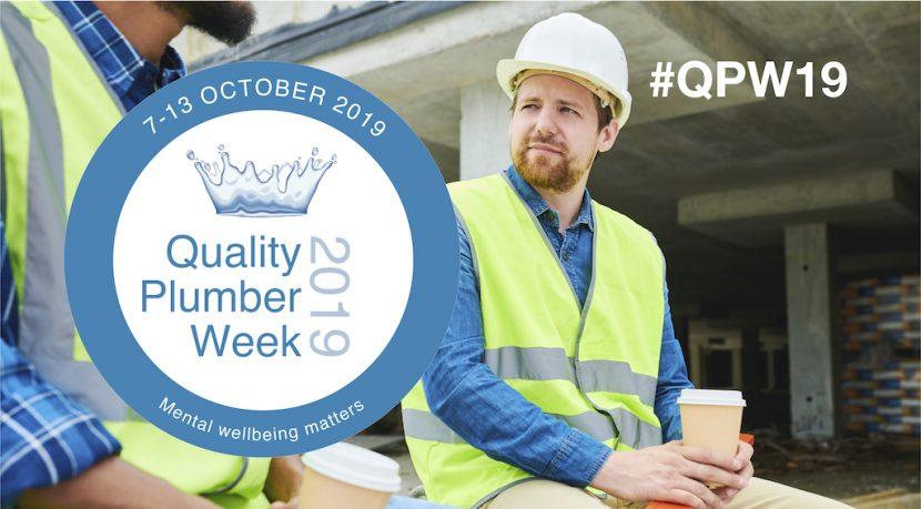 Mental health theme during Quality Plumber Week