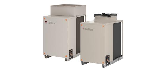 New gas absorption heat pump range from Lochinvar
