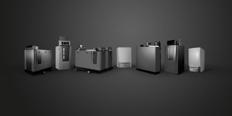 Seven years boiler warranty