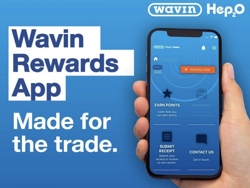 Earn prizes with new rewards app