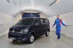 How van drivers can work out on the road