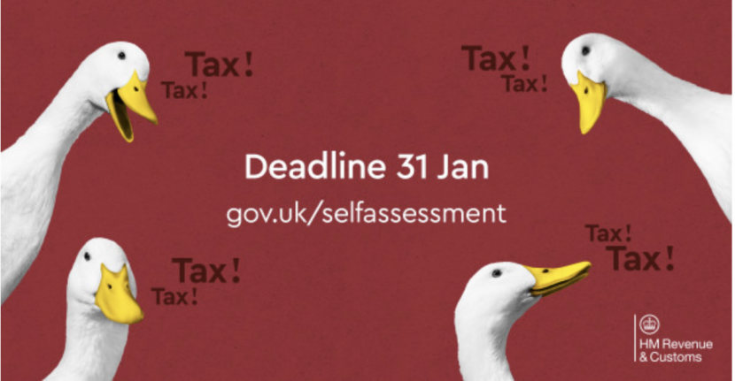 Deadline reminder for self assessment tax returns
