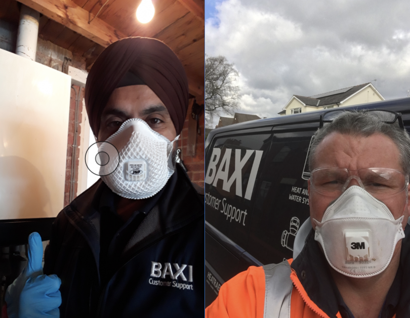Baxi responds to coronavirus challenge