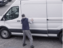Van theft costing trades £264million a  year