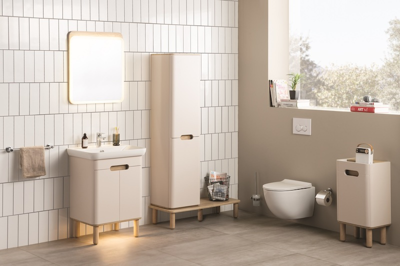 Bathroom design ideas from new website