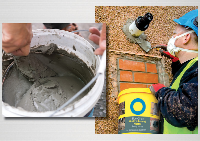 Cement: filling the gap for installers