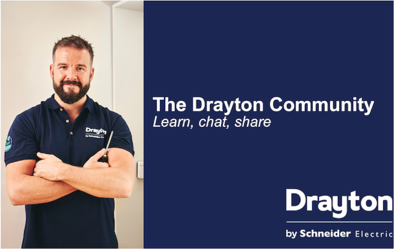 Stay connected with Drayton on Facebook