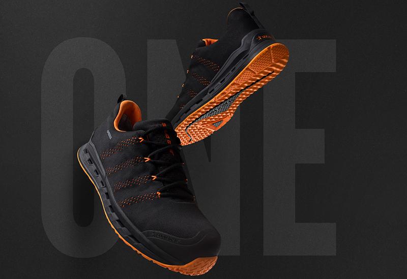 Protective footwear in warmer weather