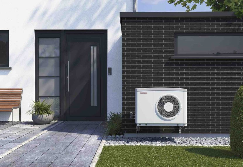 Space saving heat pump delivers the efficiencies