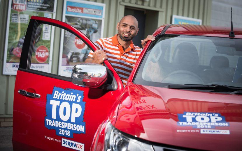 Win a £20,000 prize bundle as Britain's Top Tradesperson