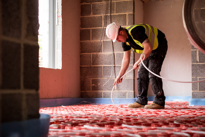 Report reveals strength of UFH market