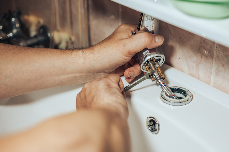 Have-a-go consumers tackle plumbing jobs at home