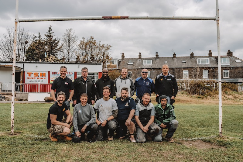 Installers pitch in with Community Kindness