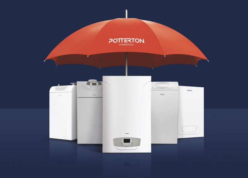 Boiler service offer from Potterton Commercial