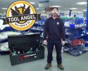 Rescue package for victims of tool theft