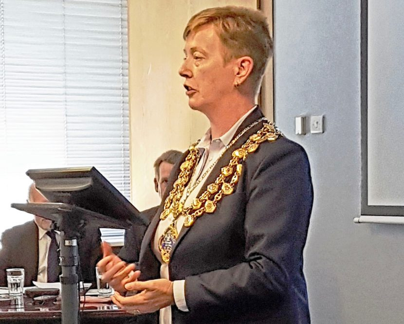 CIPHE elects its first female President
