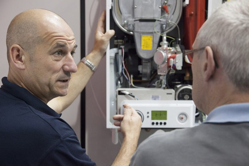 Baxi offers dedicated training for Nest