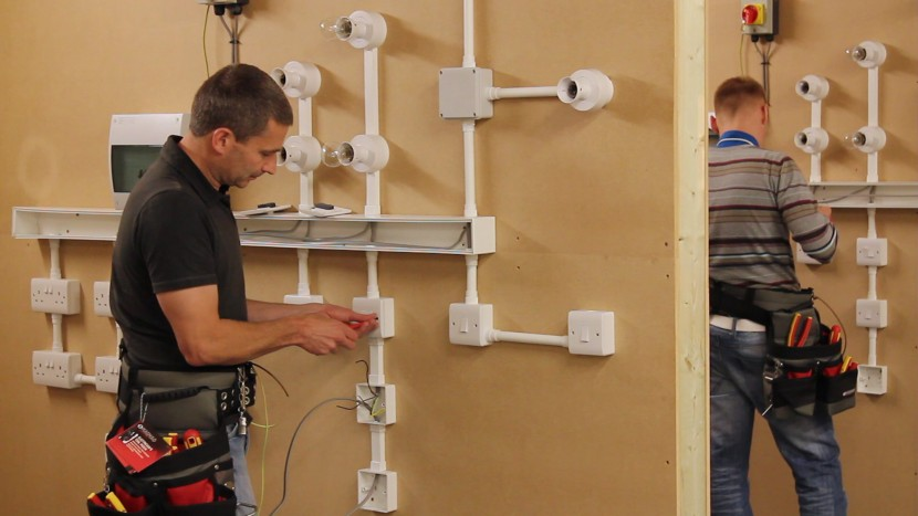 Spread the cost of training as an electrician