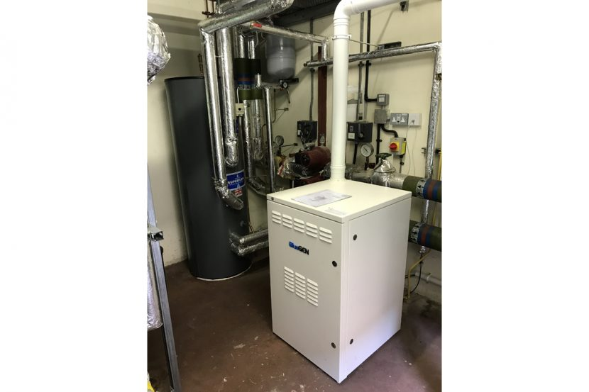 Fuel cell CHP first for housing association in Wales
