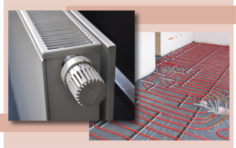 Radiators and UFH – How can they work together?