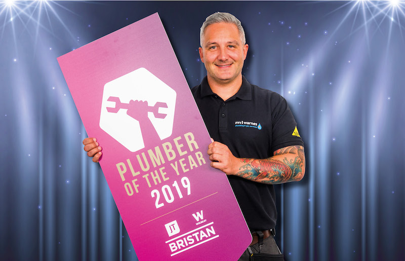 UKPOTY award goes to plumber from Essex