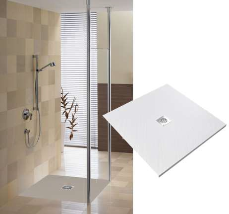 VERSATILE MARMOX DECOTRAY OFFERS SHOWER SAFETY AND STYLE