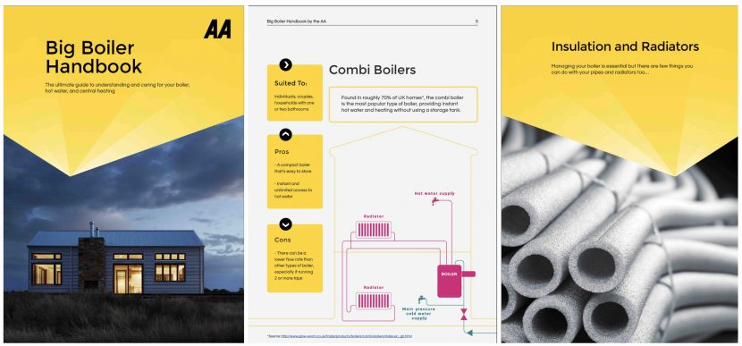 Boiler guide for your customers
