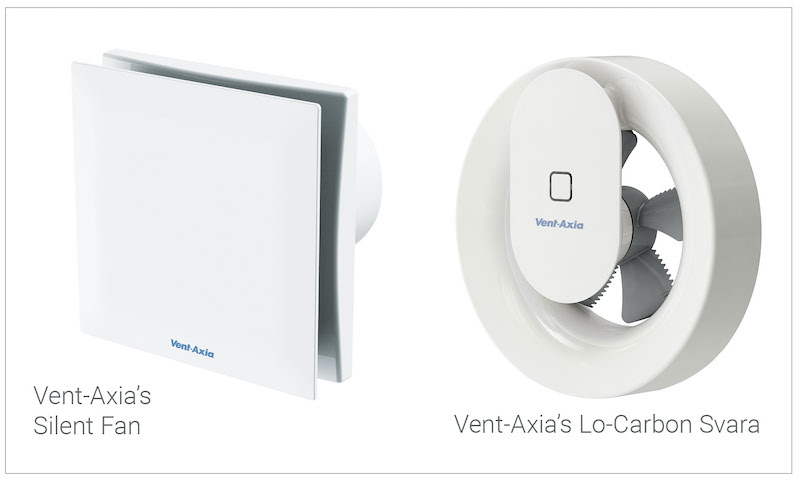 Ventilation offers a path to silence