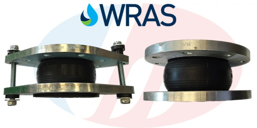 Rubber bellows get WRAS approval first