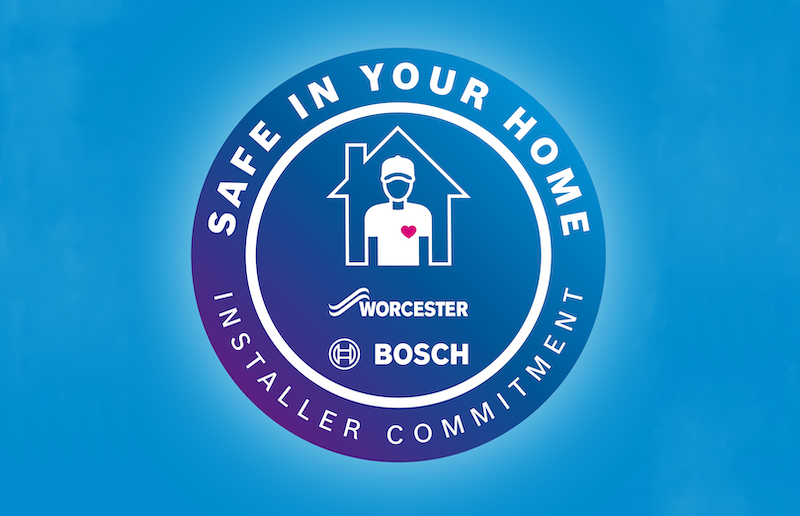 Worcester supports installers with safe work commitment