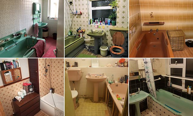 Britain's worst bathroom found in Norwich
