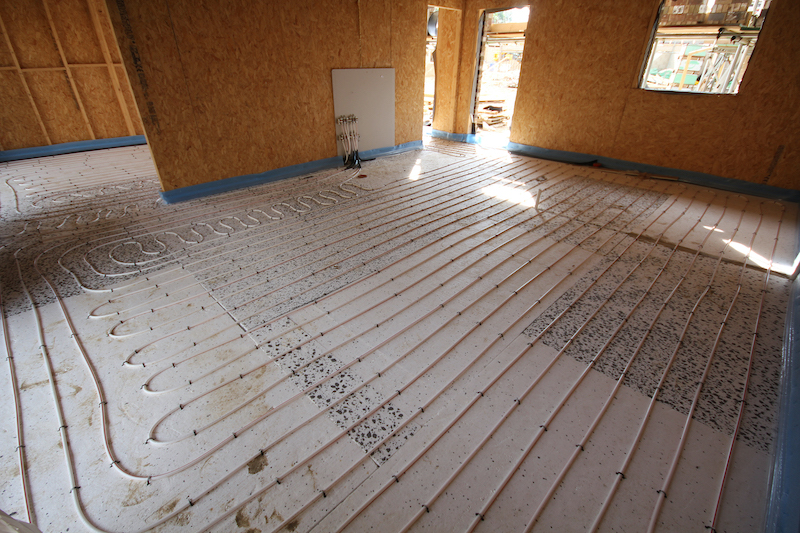 CIRCOFLO UFH SYSTEM SELECTED FOR STYLISH YORKSHIRE RESIDENTIAL SCHEME