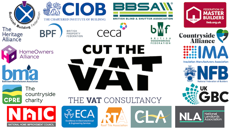 Party leaders urged to support Cut the VAT campaign