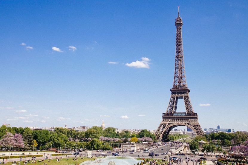 Chance to win a three-night trip to Paris!