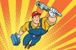 Celebrating the sanitary superheroes