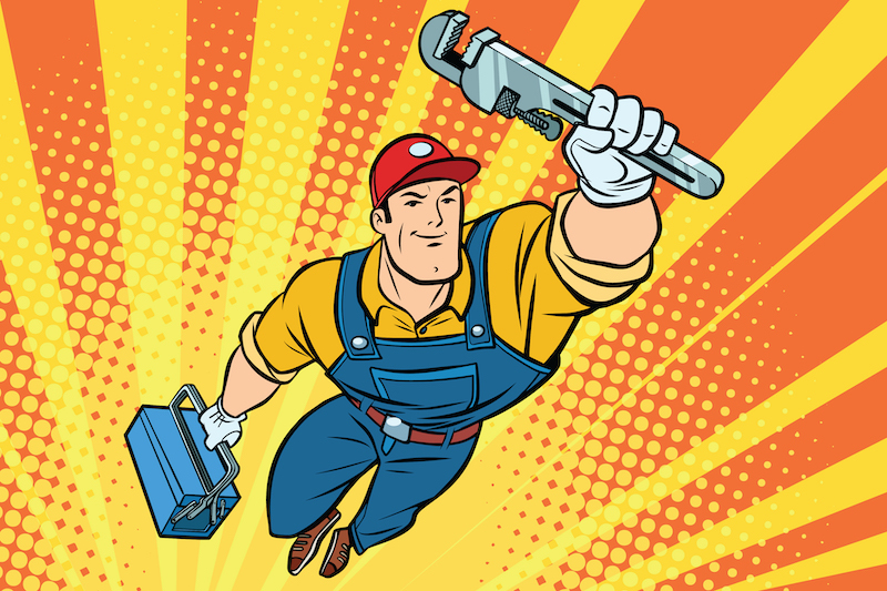 Time to shine on World Plumbing Day