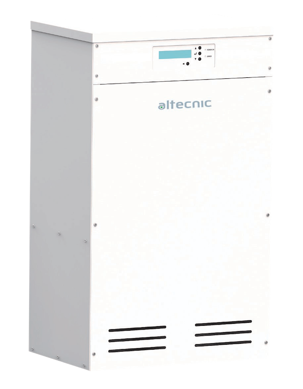 ALTECNIC LAUNCHES RANGE OF DIGITAL PRESSURISATION UNITS