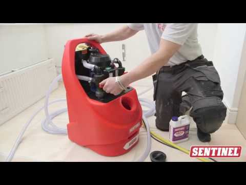 Sentinel: Powerflushing tutorial
