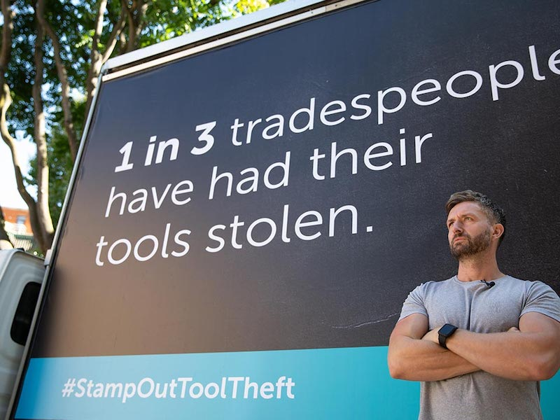 General election suspends tool theft petition