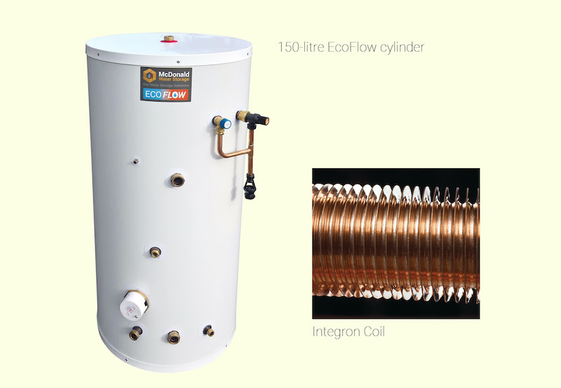 Why heat pump cylinder design matters