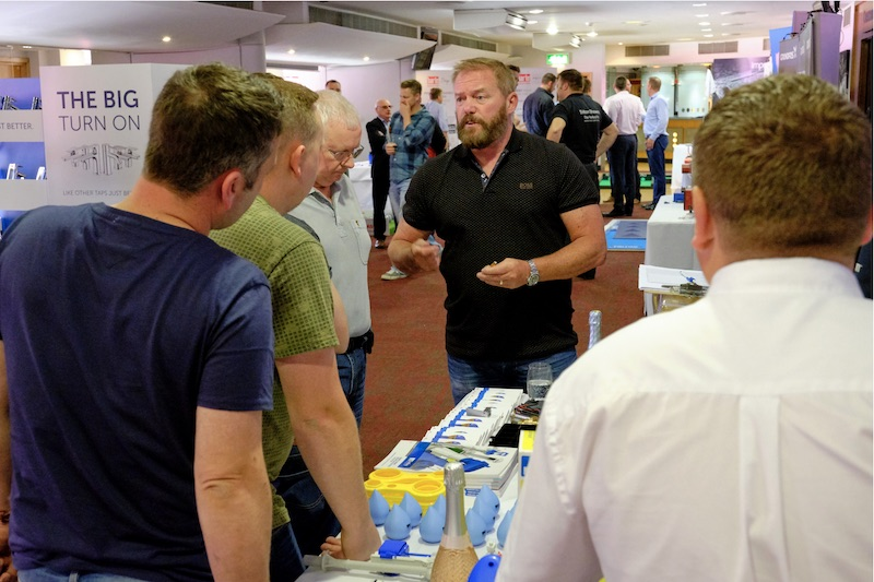 Why installers should make the most of industry events