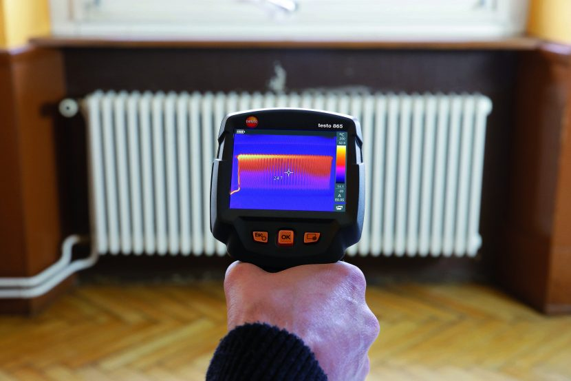 Accurate thermal imaging readings made easy