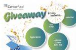 New CenterRad prize promotion
