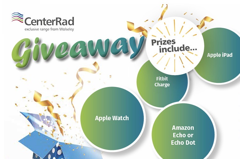 New CenterRad prize promotion