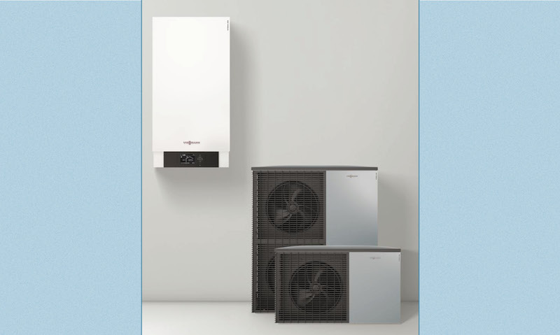 Heat pumps that keep the noise down